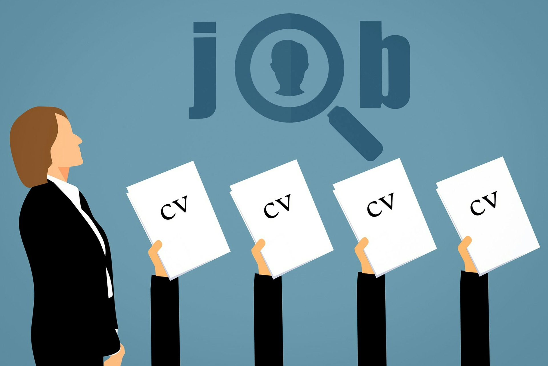 Why you NEED to have a CV